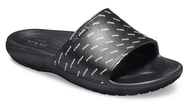 418bda65c5e105 Crocs Unisex Classic II Seasonal Graphic Slide
