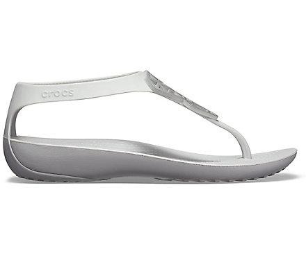 c71160bede98 Women s Crocs Serena Embellished Flip - Crocs