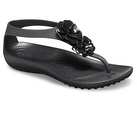 fc59afd8b Women s Crocs Serena Embellished Flip. review this product! previous item‹