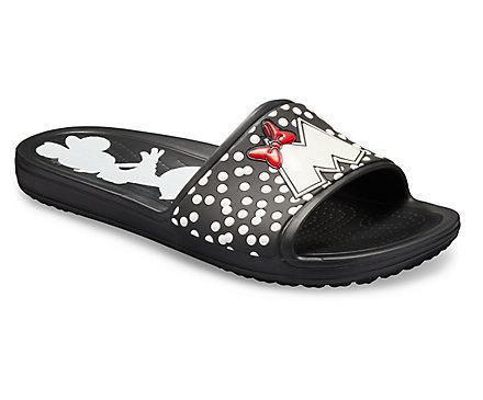 e2f9885a5f10cf Women s Crocs Sloane Minnie Dots Slide - Crocs