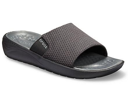 055dd1cba Men s LiteRide™ Mesh Slide - Crocs
