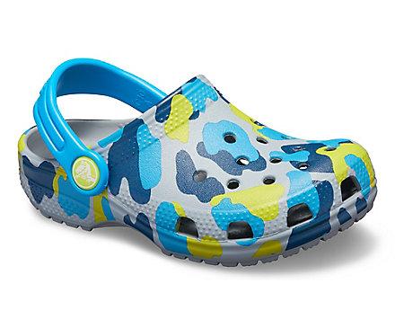 1b8f036767f3 Kids  Classic Seasonal Graphic Clog - Crocs