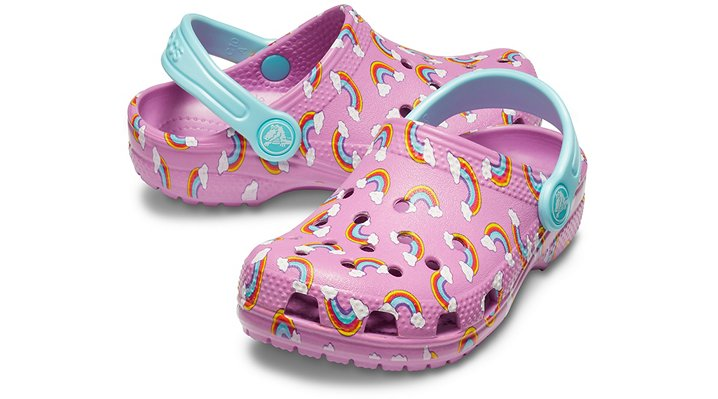 Crocs-Kids-Classic-Seasonal-Graphic-Clog thumbnail 21