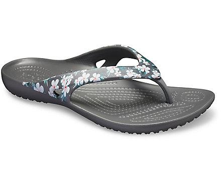 34380f5613ff0 Women's Kadee II Seasonal Graphic Flip - Crocs