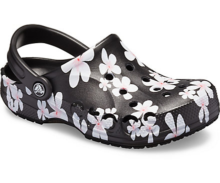 Baya Seasonal Graphic Clog