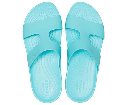 new style c2805 98c18 Women's Crocs Serena Slide - Crocs