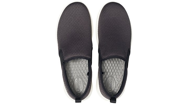 Crocs-Mens-LiteRide-Mesh-Slip-On thumbnail 10