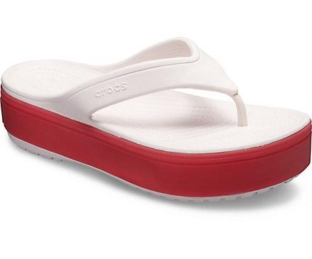 Crocband™ Platform Flip