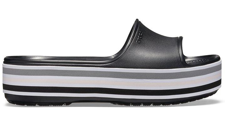 Crocs-Unisex-Crocband-Platform-Bold-Color-Slide thumbnail 8