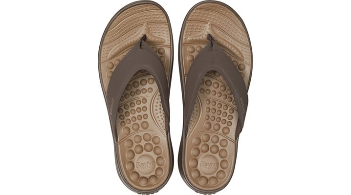 5cd9699f3a677 Details about Crocs Mens Reviva™ Flip