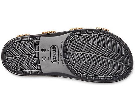 be51329ba62 Crocband™ Platform Metallic Blooms Slide - Crocs