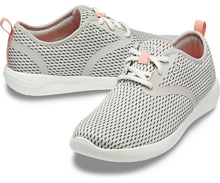 87ad510bd60d Women s LiteRide™ Mesh Lace - Crocs
