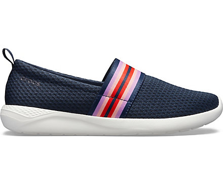 d30186d9e5b684 Women s LiteRide™ Mesh Slip-On - Crocs
