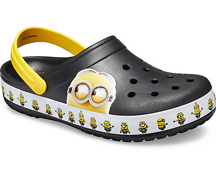 sprzedaż hurtowa najlepsze oferty na wysoka moda Crocband™ Minions™ Clog - Crocs