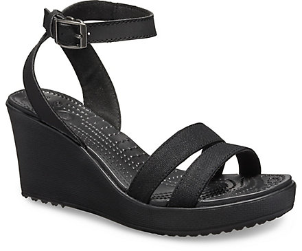 d990724e72f0a5 Women s Leigh Sandal Wedge - Crocs