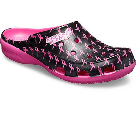 buty do separacji super tanie najlepszy dostawca Women's Crocs Freesail Susan G. Komen® Clog - Crocs