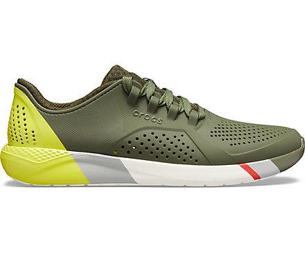 3ba1464c4d15 Men s LiteRide™ Colorblock Pacer - Crocs