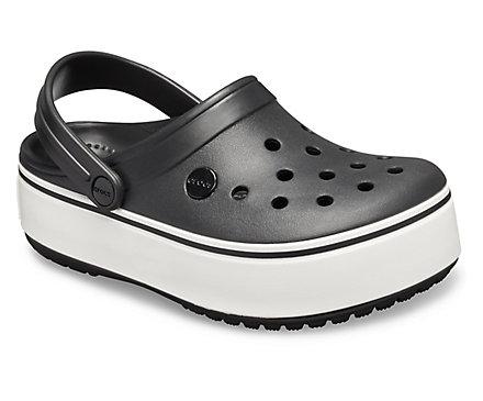 Girls' Crocband™ Platform Clog