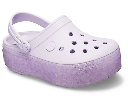 Girls' Crocband™ Platform Clog