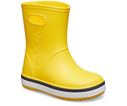Kids' Crocband™ Rain Boot