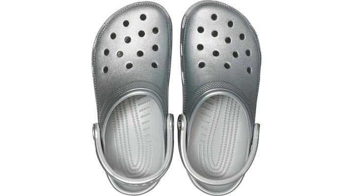 Crocs-Unisex-Classic-Metallic-Clog thumbnail 10
