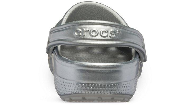 Crocs-Unisex-Classic-Metallic-Clog thumbnail 12