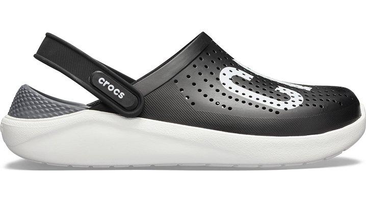 Crocs-Unisex-LiteRide-Logo-Mania-Clog thumbnail 8