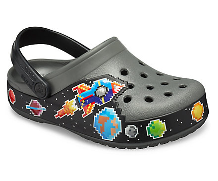 Boys' Crocs Fun Lab Galactic Clog