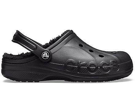 Crocs baya slide kids child relaxed fit sandal shoe navy blue C 6 7
