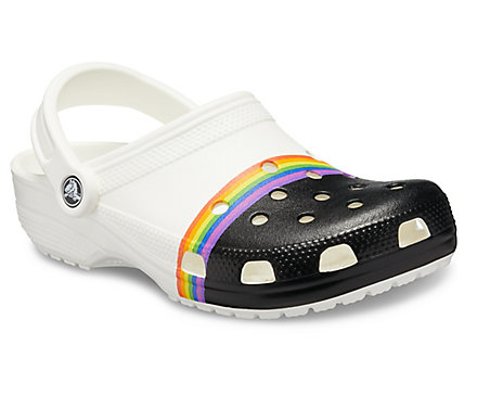 Classic Rainbow Clog