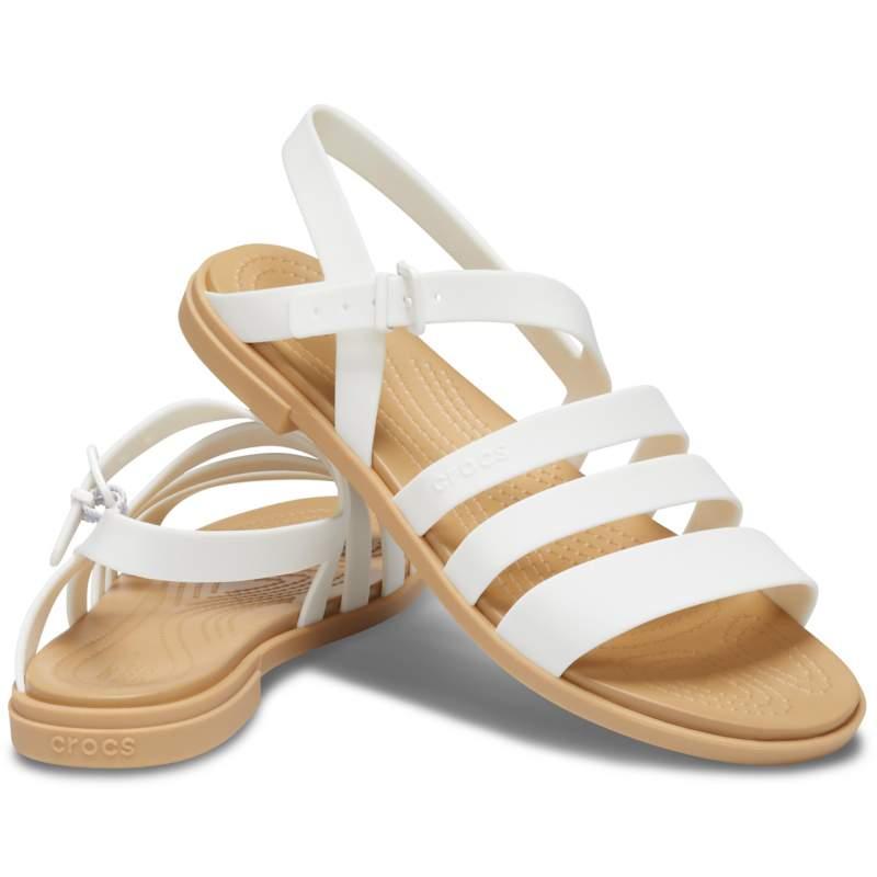 [クロックス公式] サンダル クロックス トゥルム サンダル ウィメン レディース、ウィメンズ、女性用 ホワイト/白 25cm Women's Crocs Tulum Sandal 20%OFF セール アウトレット