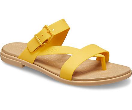 Women's Crocs Tulum Toe Post Sandal