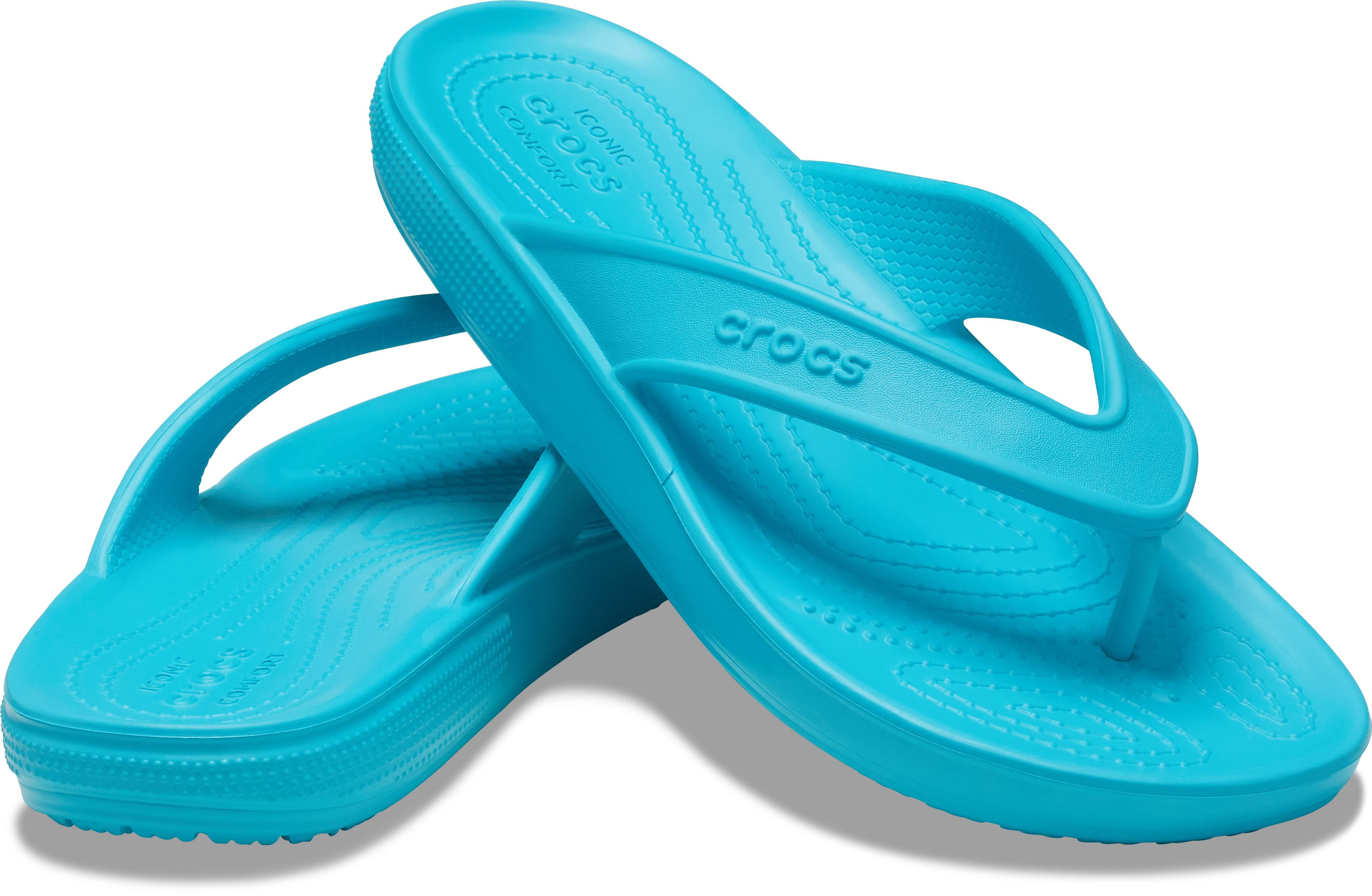 Crocs Unisex Kids/' Classic Flip K Flops
