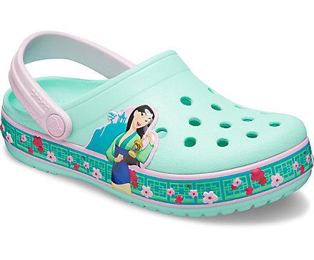 Kids' Crocs Fun Lab Disney Mulan Clog