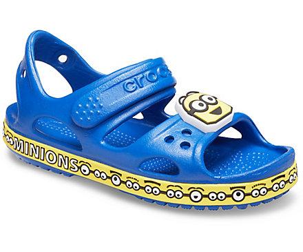 Kids' Crocs Fun Lab Crocband™ II Minions™ Sandal