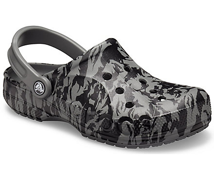 Baya Seasonal Printed Clog