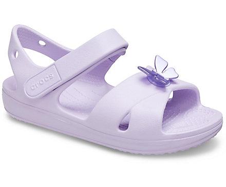 Kids' Classic Cross-Strap Sandal