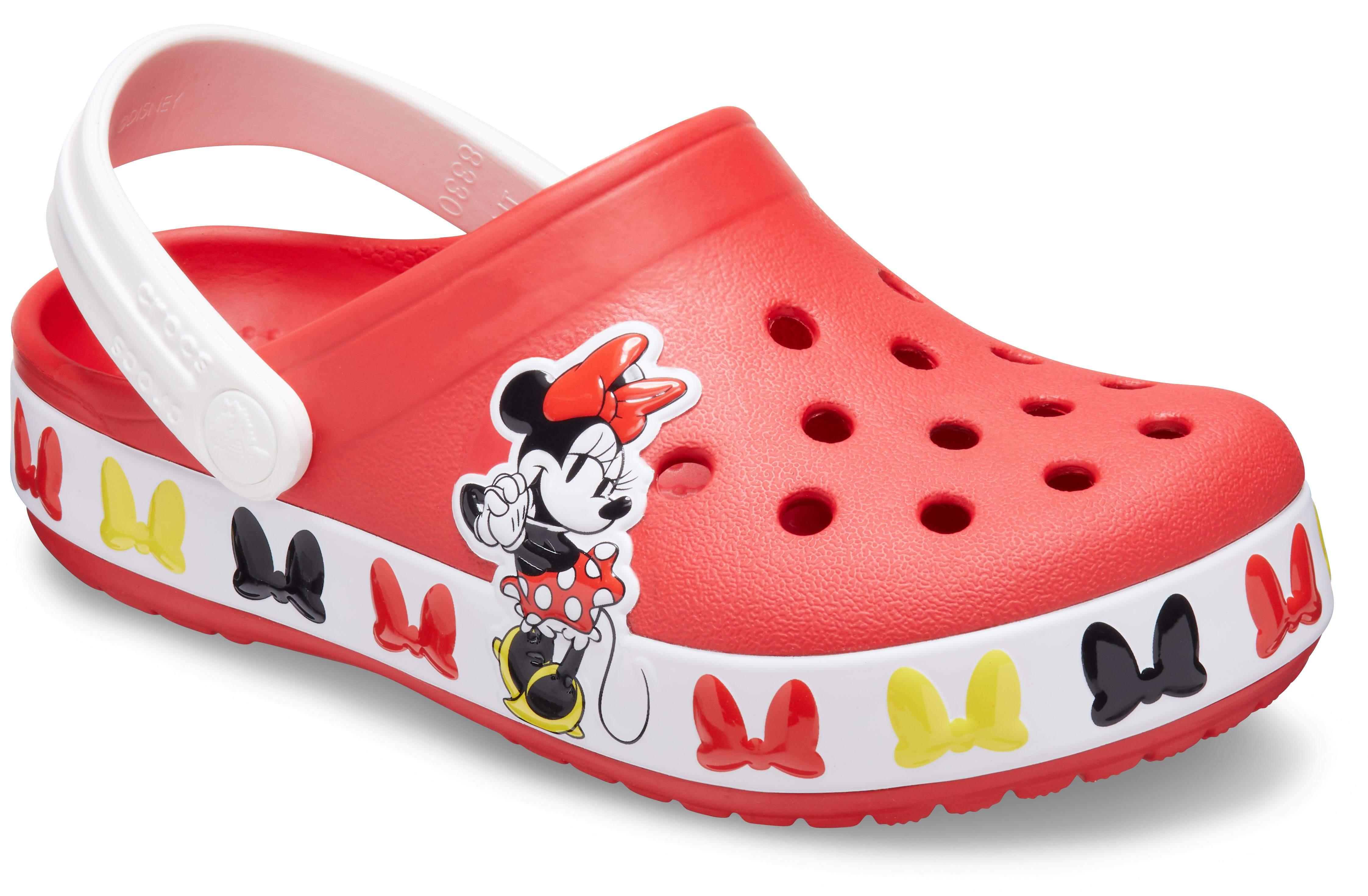 Crocs Kids Boys and Girls Disney Multi Princess Clog