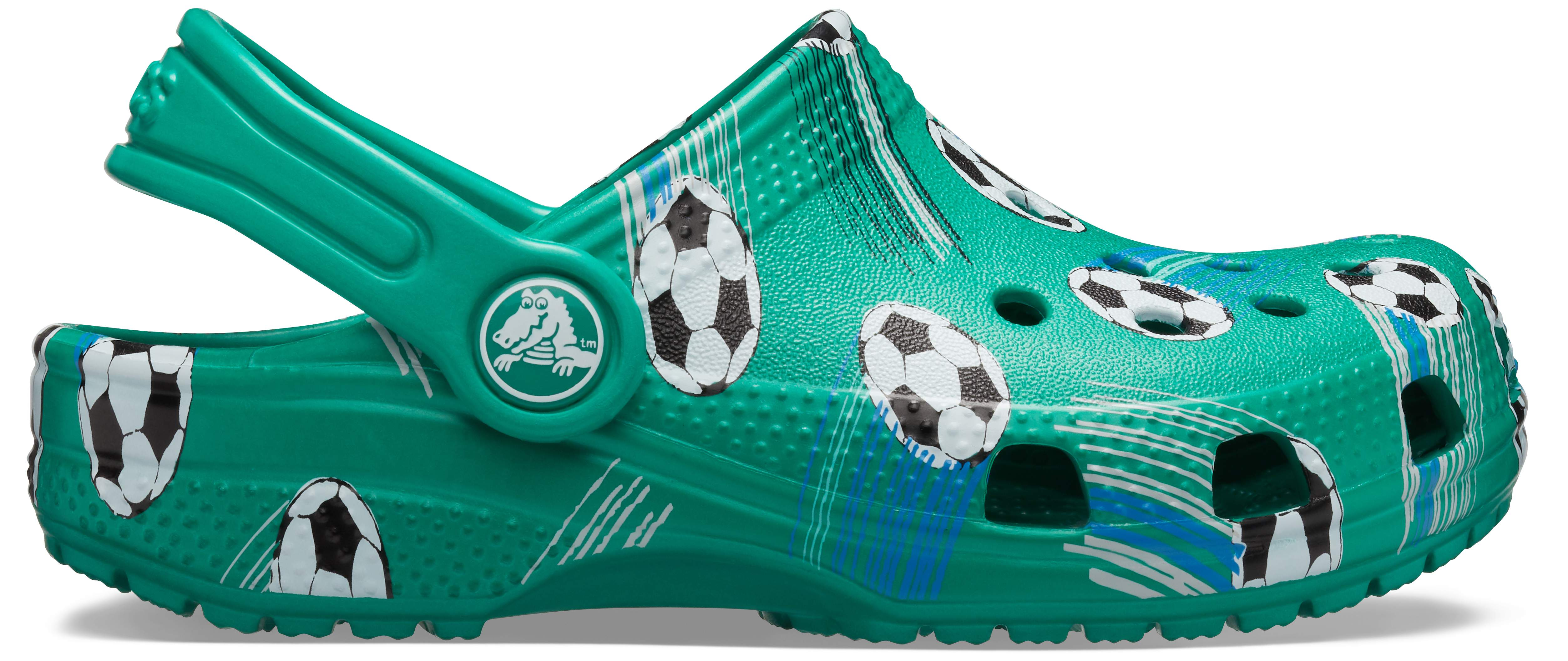 Crocs Kinder Schuhe Preschool Classic Sport Ball Clog 206417