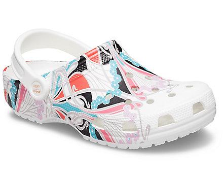 Liberty London X Crocs Classic Clog