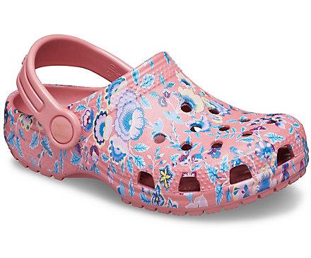 Liberty London X Crocs Kids' Classic Clog