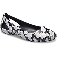 Deals on Crocs Women's Sienna Floral Flat
