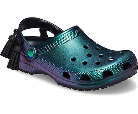 Classic Crocs Iridescent Clog