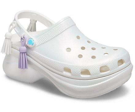 Women's Crocs Classic Bae Iridescent Clog