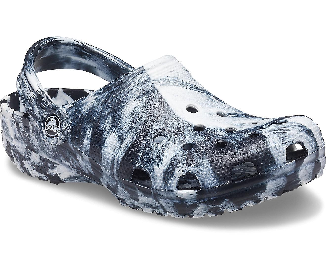 Classic Marbled Clog crocs