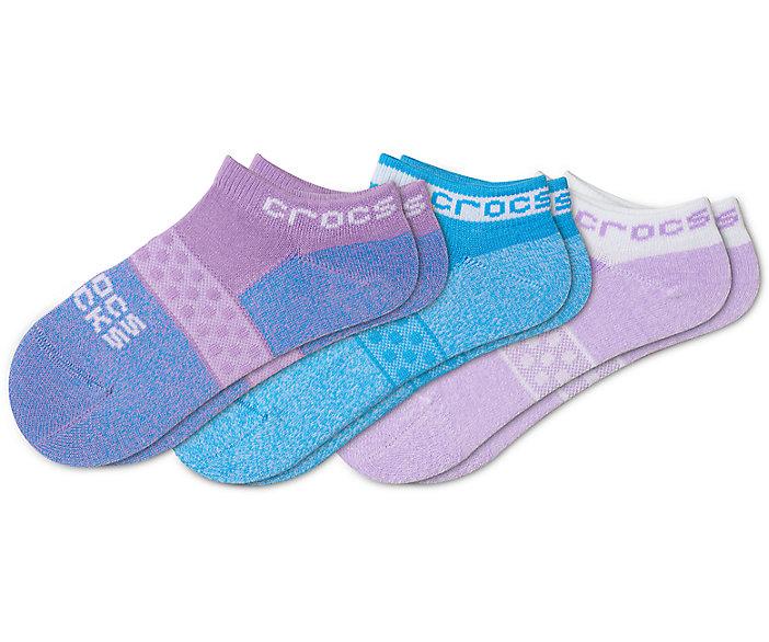 Crocs Socks Kid Low Seasonal 3-Pack