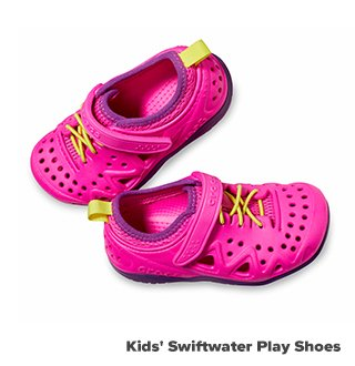 Kids' Swiftwater Play Shoes