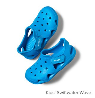 Swiftwater Wave para niños