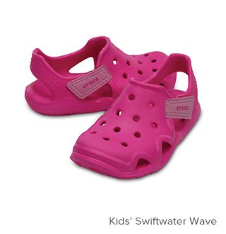 Swiftwater Wave para niñas