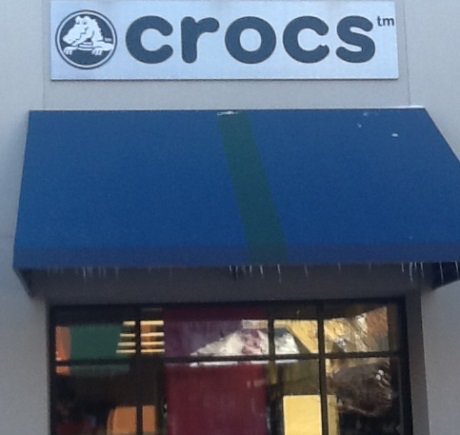Crocs storefront. Your local Shoe Store in Albertville, MN.
